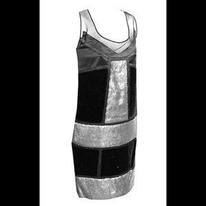 Diane Von Furstenberg cocktail dress size 0 new
